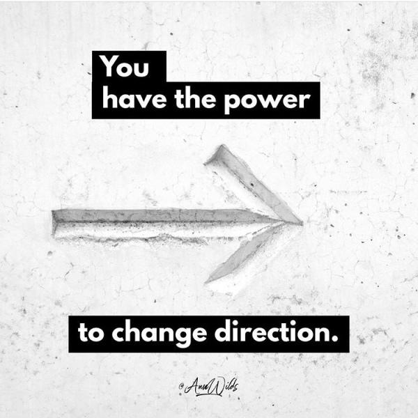 Blog image- change direction