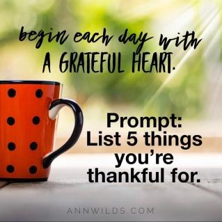 Greateful heart